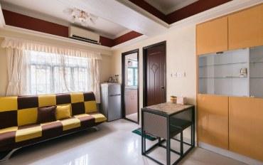 香港酒店公寓住宿:香港旺角万紫千红旅行小屋两房一厅