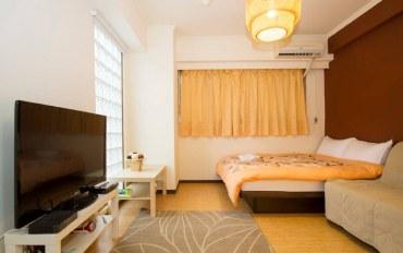 台北酒店公寓住宿:士林夜市 星宿舒适二人房
