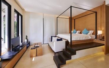 攀牙府酒店公寓住宿:考拉海滩花园景观套房