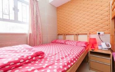 香港酒店公寓住宿:香港旺角4人经济住宿#D