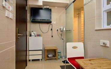 香港酒店公寓住宿:香港旺角带冰箱可住3人经济公寓
