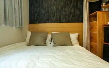 香港酒店公寓住宿:香港立方国际太子店大床房