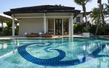 攀牙府酒店公寓住宿:考拉海滩两卧室套房别墅,花园景观
