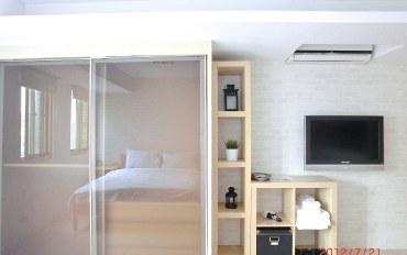 台北酒店公寓住宿:一分钟到西门町 疯阁二馆 精致三人房