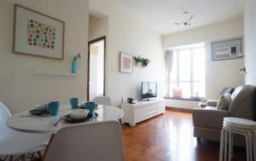香港酒店公寓住宿:佐敦地铁站附近温馨2房1厅