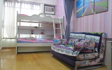 香港酒店公寓住宿:爱琴海I公寓旺角1.5米床2房1厅住9人