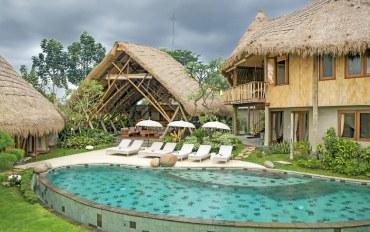 巴厘岛酒店公寓住宿:奥玛帕蒂三室别墅