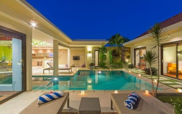 巴厘岛酒店公寓住宿:布泰里别墅(2居室)