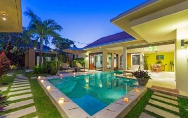 巴厘岛酒店公寓住宿:布泰里别墅(3居室)