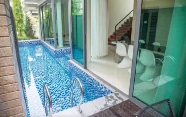 新加坡酒店公寓住宿:景万岸地铁3号泳池别墅01套房