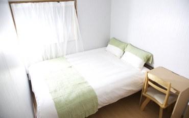 日本酒店公寓住宿:JR新大久保5分钟-大床,单间