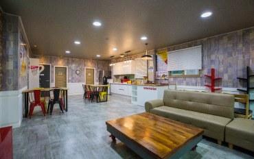 釜山酒店公寓住宿:VIP 四人家庭套房