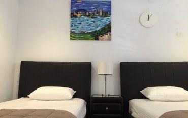悉尼酒店公寓住宿:市中心温馨维多利亚式联排别墅