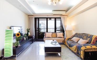 台北酒店公寓住宿:秘密花园亲子6人房