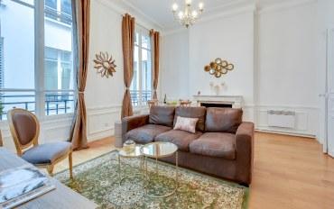巴黎酒店公寓住宿:巴黎香街一卧一浴优雅艺术公寓