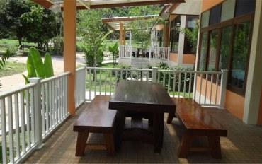 帕岸岛酒店公寓住宿:月亮花园两卧室花园景观别墅