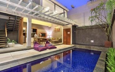 巴厘岛酒店公寓住宿:贝尔维尤文物别墅 两居室