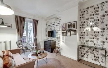 巴黎酒店公寓住宿:巴黎圣母院一卧一浴温馨精品公寓