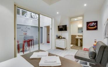 巴黎酒店公寓住宿:巴黎铁塔精致迷你公寓