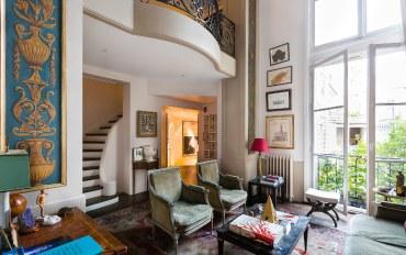 巴黎酒店公寓住宿:巴黎左岸总理府豪华复古公寓