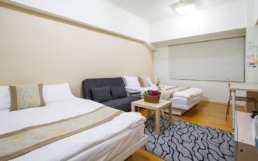 台北酒店公寓住宿:近台北车站北欧无印四人房