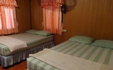 帕岸岛酒店公寓住宿:小鸟度假村海滨平房