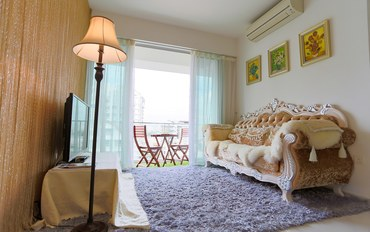 新加坡酒店公寓住宿:市区地铁豪华两居套房
