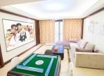 武汉江岸区PaPa市民之家1店两室麻将家庭影院套房