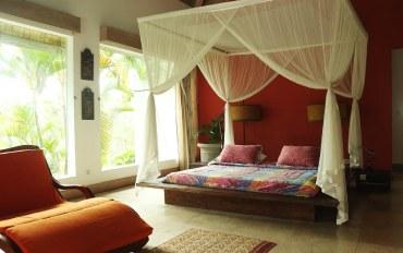 巴厘岛酒店公寓住宿:潘达瓦别墅