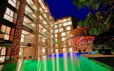 普吉岛酒店公寓住宿:豪华套房(不含早餐)