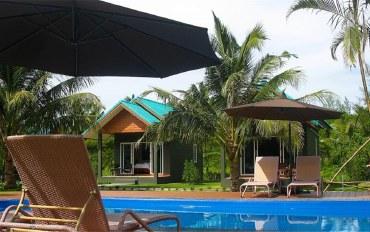攀牙府酒店公寓住宿:鸿特考拉克度假村一室平房