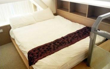 台北酒店公寓住宿:台北101映台北歐風五人房