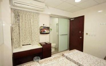香港酒店公寓住宿:经济舒适繁华中心三人房