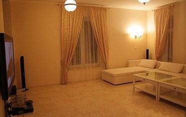 莫斯科酒店公寓住宿:红场高端欧式观景房