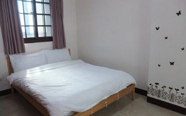 桃园酒店公寓住宿:桃园机场免费接送~2人房 5A