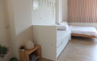 桃园酒店公寓住宿:桃园机场免费接送2~6人房 2A