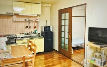 福冈酒店公寓住宿:柳川西浜武温馨三居室