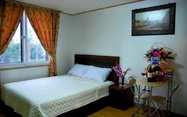 济州岛酒店公寓住宿:12平精致二人房