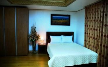 济州岛酒店公寓住宿:17平皇家精美二人房