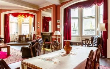 爱丁堡酒店公寓住宿:皇家大道豪华典雅公寓 (设电梯)