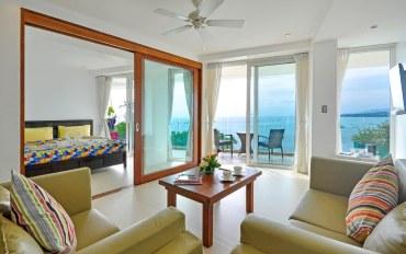 长滩岛酒店公寓住宿:长滩岛高档全海景公寓