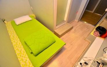 首尔酒店公寓住宿:明洞附近的单人房 女性家庭专用