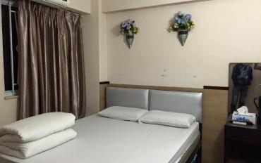 香港酒店公寓住宿:香港尖沙咀舒适大床房