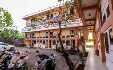 巴厘岛酒店公寓住宿:沙努尔区大床房