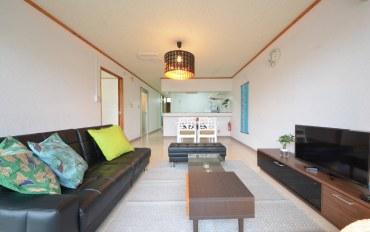 冲绳酒店公寓住宿:冲绳北谷町公寓