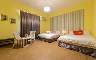 台东酒店公寓住宿:台东拉芬朵儿幸福时光四人套房