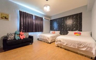台东酒店公寓住宿:台东拉芬朵儿一生守候双人房