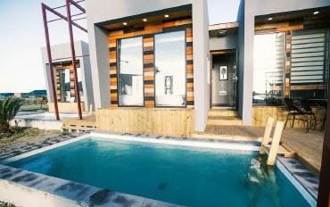 济州岛酒店公寓住宿:近月汀里的迷你泳池家庭式别墅