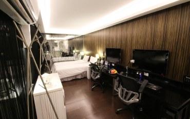 桃园酒店公寓住宿:2PC双人房