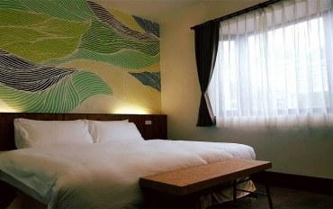 台东酒店公寓住宿:台东爱来客101缤纷双人套房